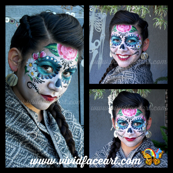Face Painter Face Painting Modesto