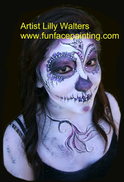 Face Painting for Children's Parties in Claremont, La Verne, San Dimas, Glendora and Upland