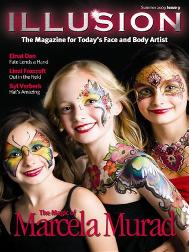 Marcela Murad Face and Body Painting Workshop