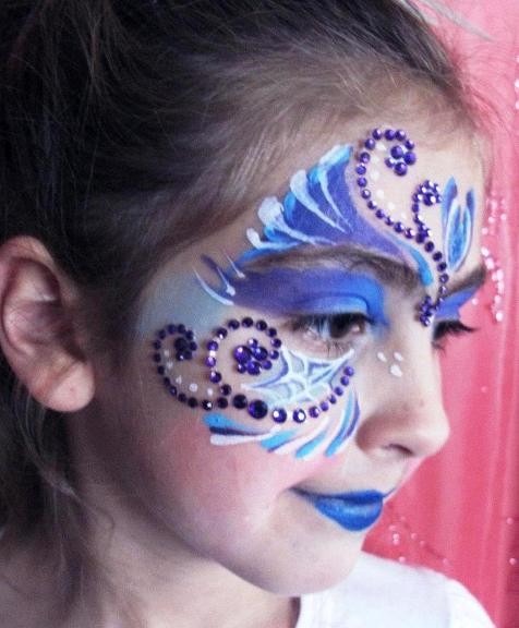 Face Painter Face Painting Lake Tahoe Southern California