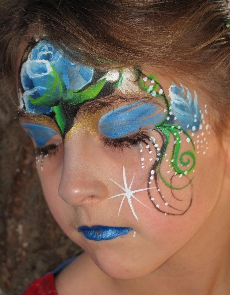 Face Painter Face Painting Reno Southern California