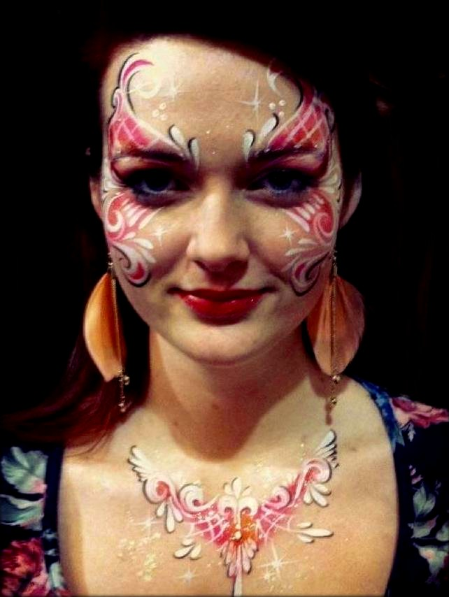 Wolfe Brothers Face and Body Painting Workshop